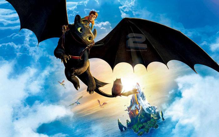 دانلود موسیقی های متن انیمیشن How to Train Your Dragon 2 2014 | تاپ 2 دانلود