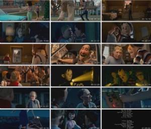 دانلود دوبله فارسی انیمیشن خانه هیولا Monster House | تاپ 2 دانلود