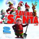 دانلود دوبله فارسی انیمیشن نجات بابابرفی Saving Santa
