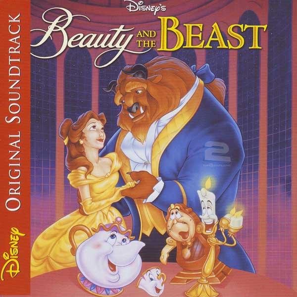 دانلود موسیقی های متن انیمیشن دیو و دلبر Beauty and the Beast | تاپ 2 دانلود