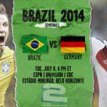 دانلود بازی برزیل و آلمان Brazil vs Germany World Cup 2014