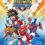 دانلود فصل اول انیمیشن دیجیمون Digimon Fusion 2013