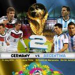 دانلود بازی آلمان و آرژانتین Germany vs Argentina World Cup 2014