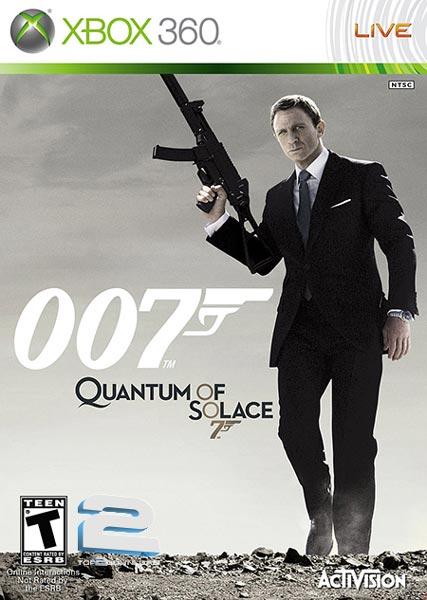 James Bond 007 Quantum of Solace | تاپ 2 دانلود
