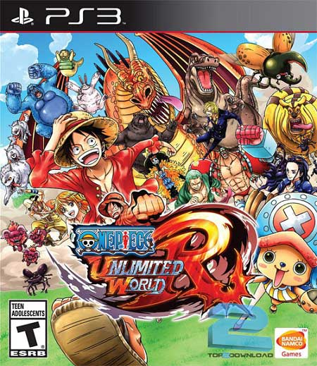 One Piece Unlimited World Red | تاپ 2 دانلود