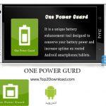 دانلود نرم افزار One Power Guard 5.8.0 اندروید