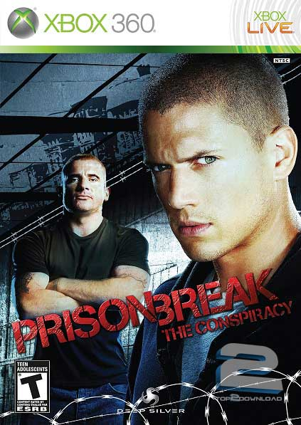 Prison Break The Conspiracy | تاپ 2 دانلود