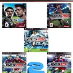 دانلود بازی Pro Evolution Soccer Collection برای PS3