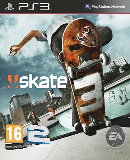 Skate 3   تاپ 2 دانلود