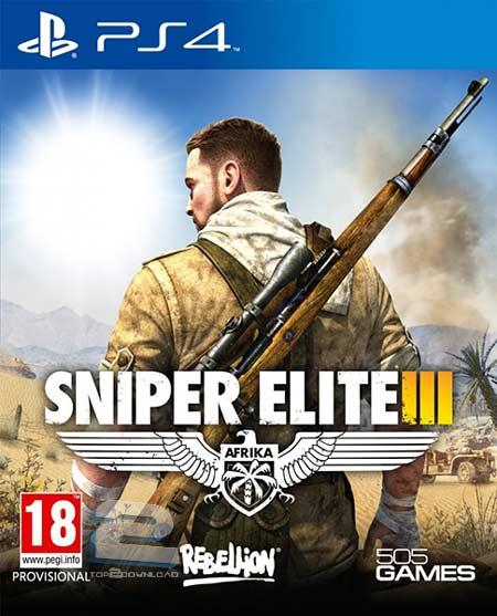 Sniper Elite III | تاپ 2 دانلود