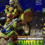 دانلود دوبله فارسی فصل اول لاک پشت های نینجا Teenage Mutant Ninja Turtles 2012