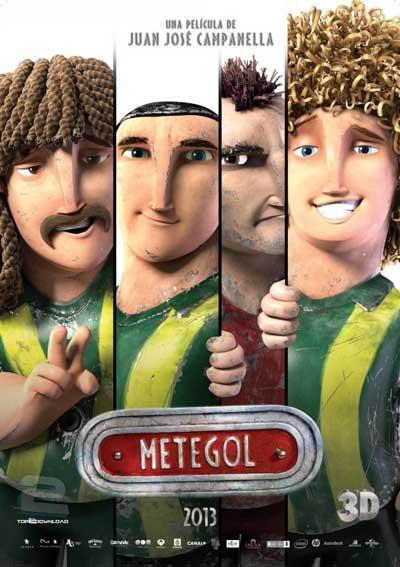 دانلود دوبله فارسی انیمیشن مسابقه رو کم کنی Underdogs 2013 | تاپ 2 دانلود