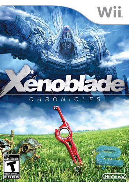 Xenoblade Chronicles   تاپ 2 دانلود