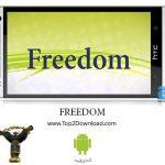 دانلود نرم افزار Freedom 1.0.6 اندروید