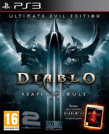Diablo III Reaper of Souls Ultimate Evil Edition   تاپ 2 دانلود