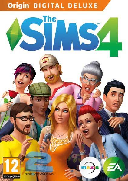 The Sims 4 | تاپ 2 دانلود
