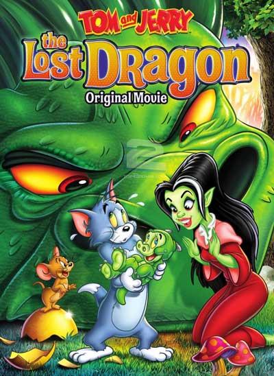 دانلود انیمیشن تام و جری Tom And Jerry The Lost Dragon 2014 | تاپ 2 دانلود