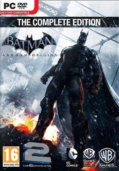 Batman Arkham Origins The Complete Edition | تاپ 2 دانلود