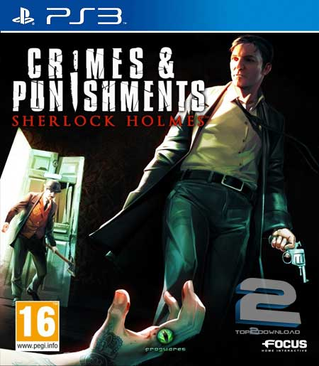 Sherlock Holmes Crimes and Punishments | تاپ 2 دانلود