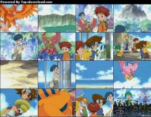 دانلود انیمیشن سریالی دیجیمون Digimon Adventure | تاپ 2 دانلود