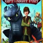 دانلود دوبله فارسی انیمیشن هدیه ای از خشم شب Dragons Gift of the Night Fury