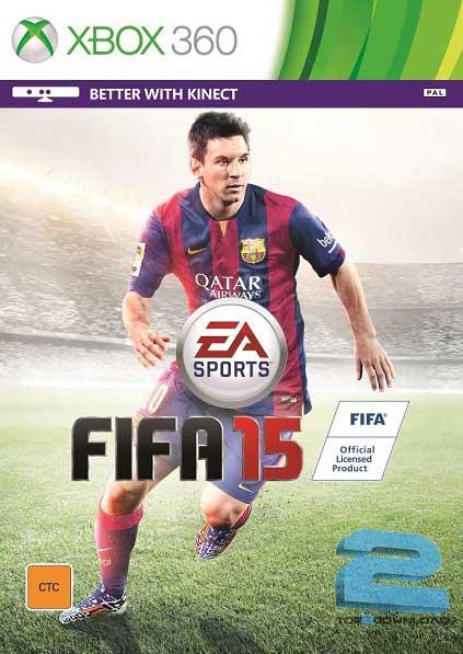 FIFA 15   تاپ 2 دانلود