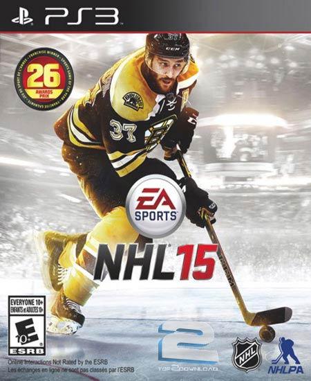 NHL 15 | تاپ 2 دانلود