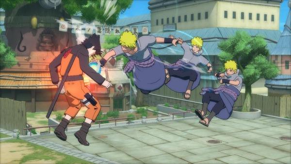 ultimate ninja online games