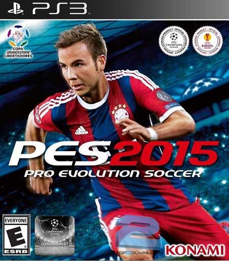 Pro Evolution Soccer 2015 | تاپ 2 دانلود