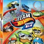 دانلود انیمیشن Team Hot Wheels The Origin of Awesome 2014