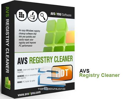 AVS Registry Cleaner | تاپ 2 دانلود
