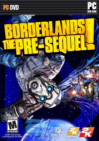 Borderlands The Pre-Sequel | تاپ 2 دانلود
