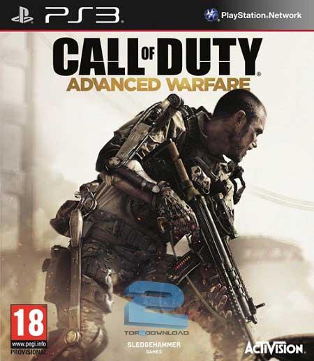 Call of Duty Advanced Warfare | تاپ 2 دانلود