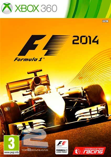 F1 2014   تاپ 2 دانلود