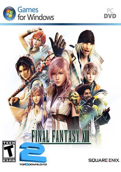 [PC] Final Fantasy XIII (USA) ISO
