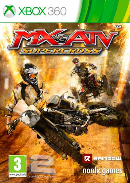 MX Vs ATV Supercross | تاپ 2 دانلود