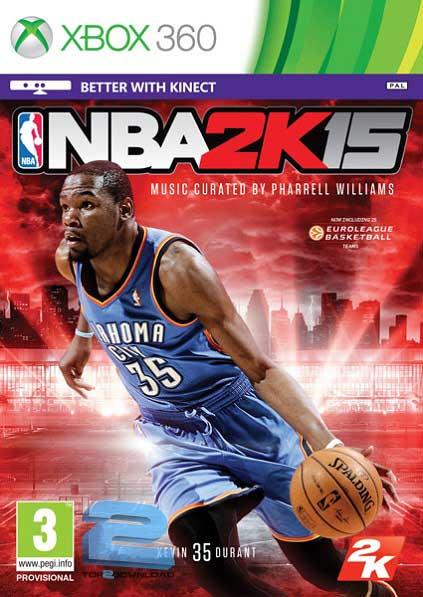 NBA 2K15 | تاپ 2 دانلود