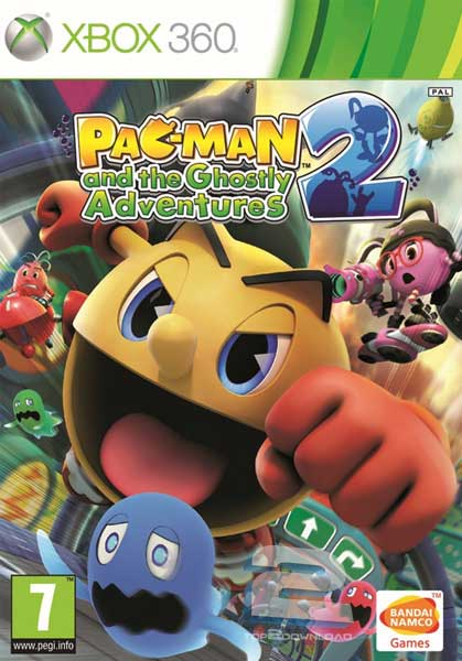Pac Man And The Ghostly Adventures 2 | تاپ 2 دانلود