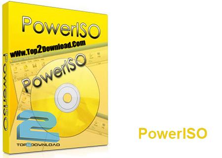 PowerISO   تاپ 2 دانلود