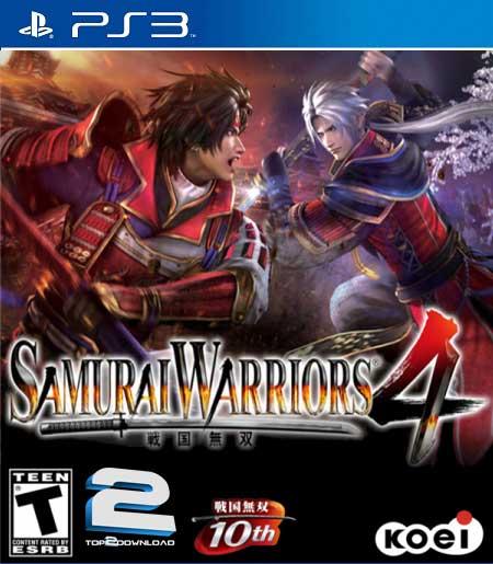 Samurai Warriors 4 | تاپ 2 دانلود