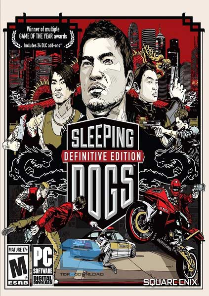 Sleeping Dogs Definitive Edition | تاپ 2 دانلود