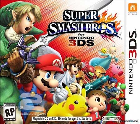 Super Smash Bros | تاپ 2 دانلود