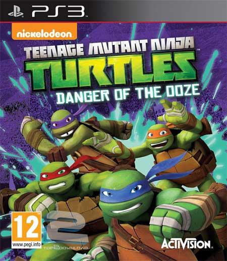TMNT Danger of the Ooze | تاپ 2 دانلود