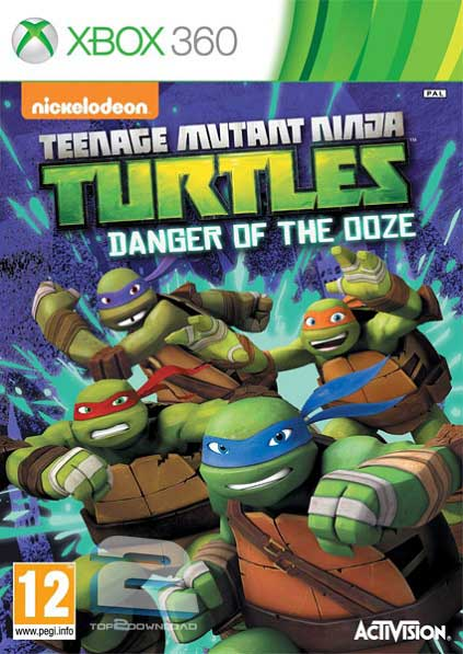 TMNT Danger of the Ooze | تاپ 2 دانلود