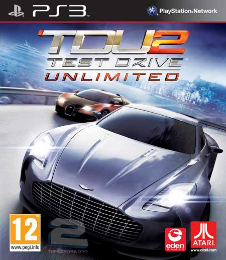 Test Drive Unlimited 2 | تاپ 2 دانلود