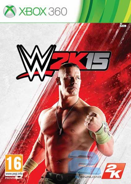 WWE 2K15 | تاپ 2 دانلود