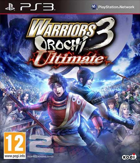 Warriors Orochi 3 Ultimate | تاپ 2 دانلود