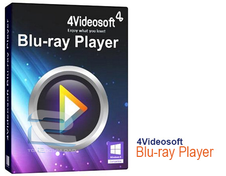 4Videosoft Blu-ray Player | تاپ 2 دانلود