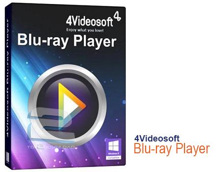 4Videosoft Blu-ray Player | تاپ 2 دانلود
