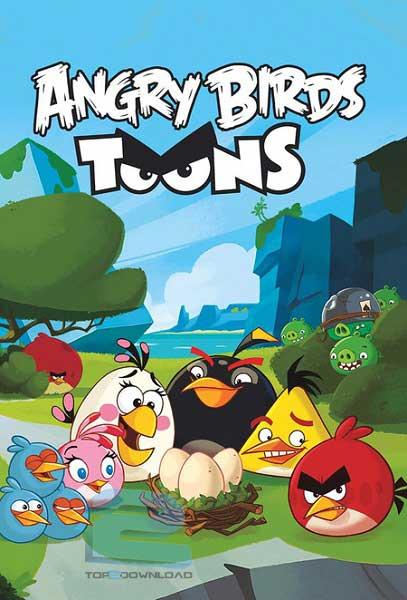 Angry Birds Toons Season 2 | تاپ 2 دانلود